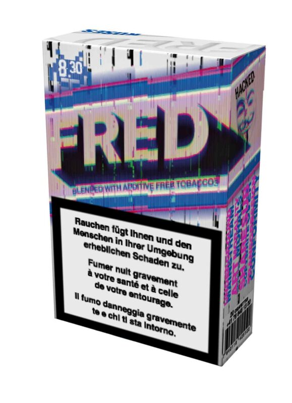 Fred Roses Cigarettes Additive Free