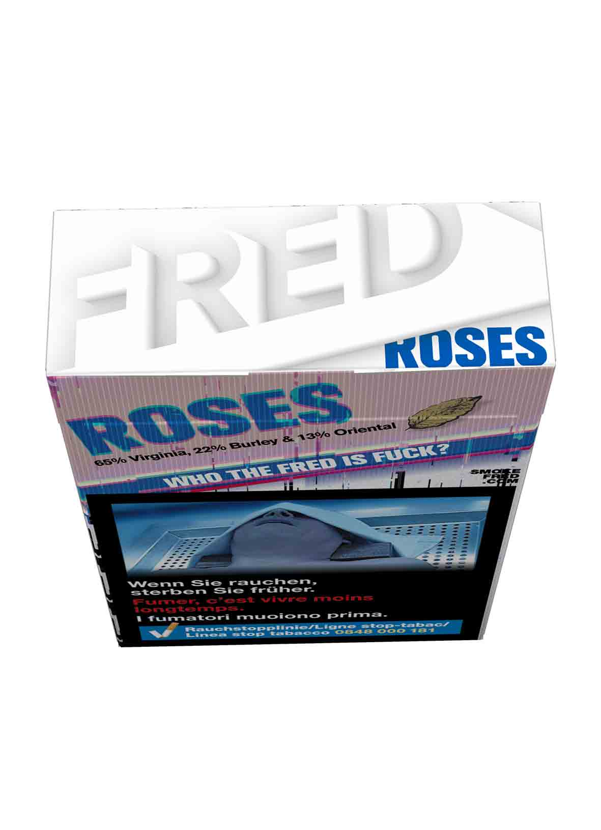 Fred Roses