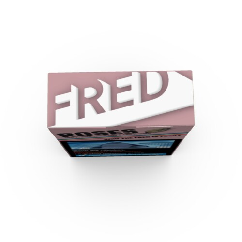 fred Roses LE top