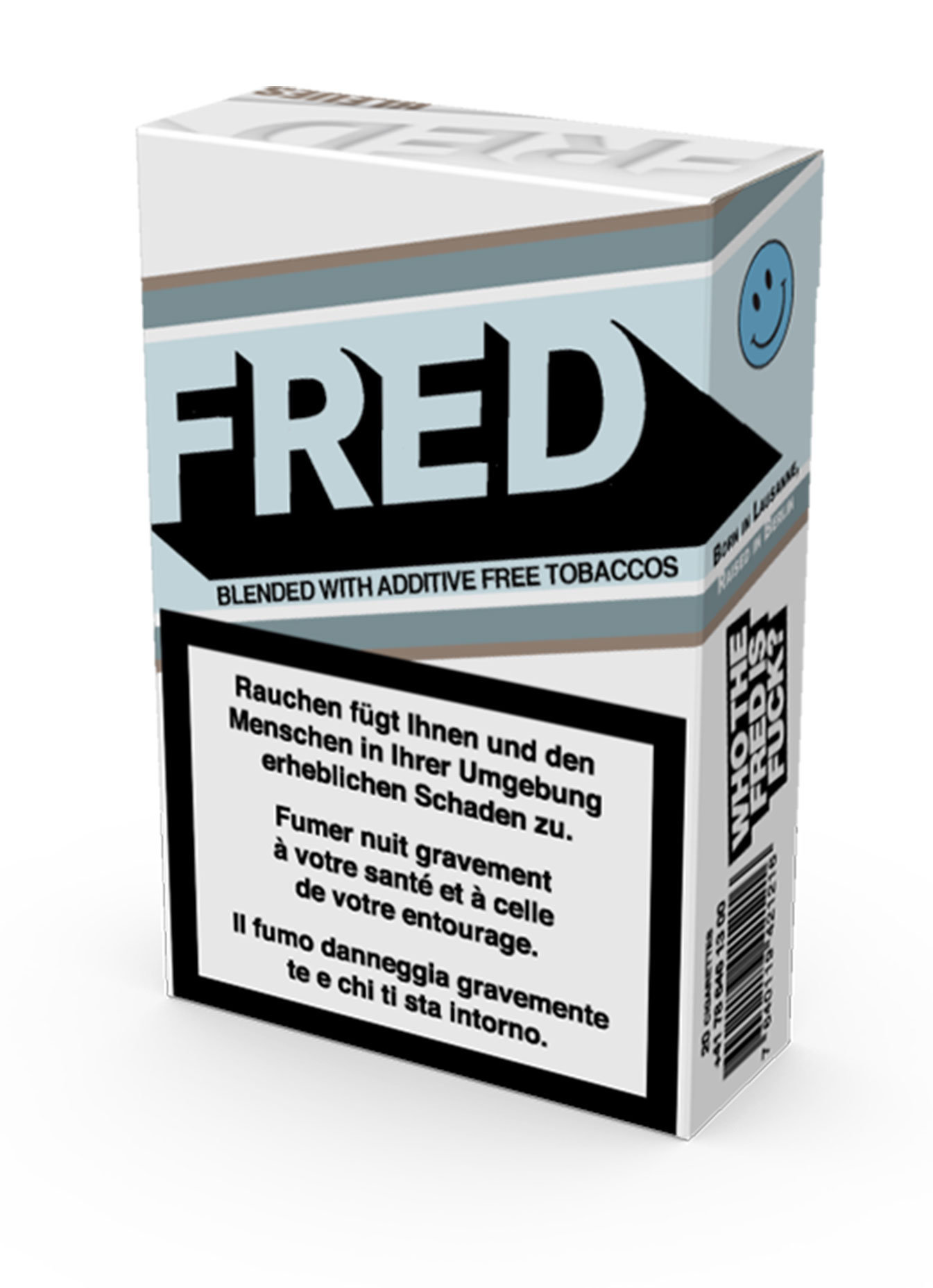 Fred Bleues