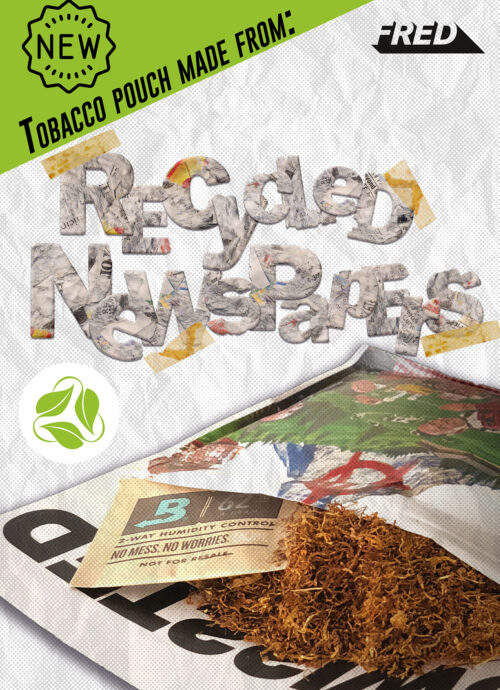 Fred-tobacco-pouch-made-from-recycled-newspaper